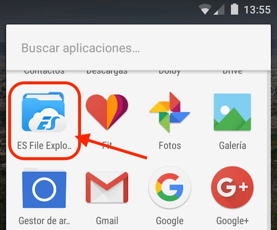 Editar el fichero hosts en dispositivos Andoid
